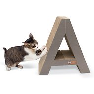 K&H Pet Products Stretch n' Scratch Cardboard Scratcher Interactive Cat Toy, Stretch & Scratch