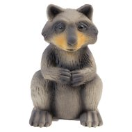 PetSafe Sportsmen Latex Meeze Raccoon Squeaky Dog Toy