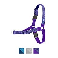 PetSafe Easy Walk Dog Harness, Medium/Large, Purple Bling