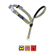 PetSafe Gentle Leader Chic Dog Headcollar & Leash, Bonez, Small