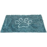 Dog Gone Smart Dirty Dog Doormat, Pacific Blue, Medium
