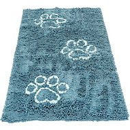 Dog Gone Smart Dirty Dog Doormat Runner, Pacific Blue