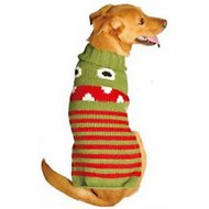 Chilly Dog Little Monster Dog Sweater, XX-Small