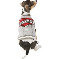 Chilly Dog Tattoo Mom Dog & Cat Sweater, XX-Small