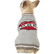 Chilly Dog Tattoo Mom Dog Sweater, Small