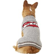 Chilly Dog Tattoo Mom Dog & Cat Sweater, Medium