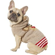 Chilly Dog Monkey Hoodie Dog & Cat Sweater, Small