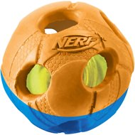 Nerf Dog Light Up Bash Ball Dog Toy, Medium