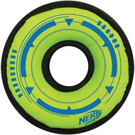 Nerf Dog Tuff Tug Cyclone Ring Dog Toy, Medium