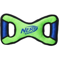Nerf Dog Tuff Tug Infinity Dog Toy, Medium