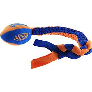 Nerf Dog Squeaker Vortex Chain Tug Dog Toy, Medium