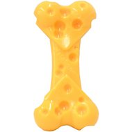 Nylabone DuraChew Cheese Flavored Dog Bone Toy, Petite