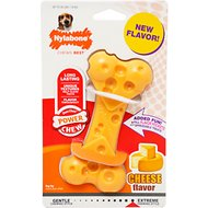 Nylabone DuraChew Cheese Flavored Dog Bone Toy, Medium