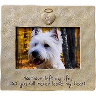 Grasslands Road Dog & Cat Memorial Picture Frame, 4 x 6