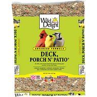 Wild Delight Deck Porch N' Patio Wild Bird Food, 5-lb bag