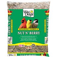 Wild Delight Nut N' Berry Bird Food, 20-lb bag