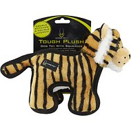 Hyper Pet Tough Plush Tiger Dog Toy