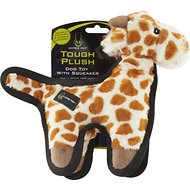 Hyper Pet Tough Plush Giraffe Dog Toy