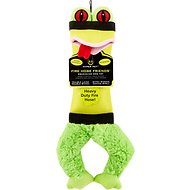 Hyper Pet Firehose Friends Frog Dog Toy