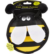 Hyper Pet Firehose Flyers Bumble Bee Dog Toy