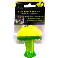 Hyper Pet Tennis Chewz Mushroom Dog Toy