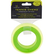 Hyper Pet Tennis Chewz Ring Dog Toy