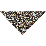 Top Performance Neon Bones Dog Bandana