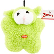 Zanies Cuddly Berber Baby Lamb Dog Toy