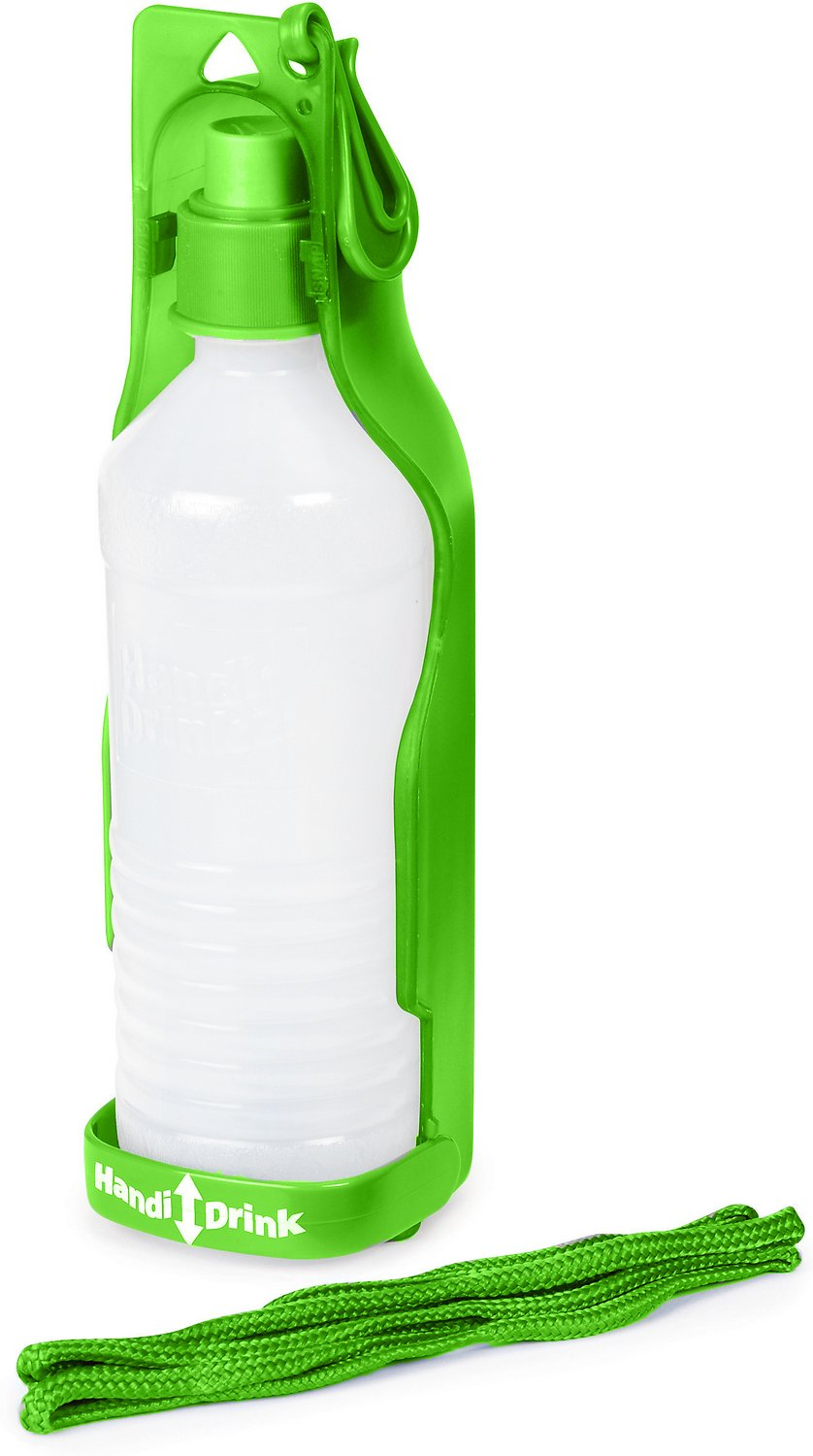 Guardian Gear Handi Drink Portable Dog Water Bottle Light