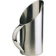Pet Studio Stainless Steel Pet Food Scoop, 12-oz