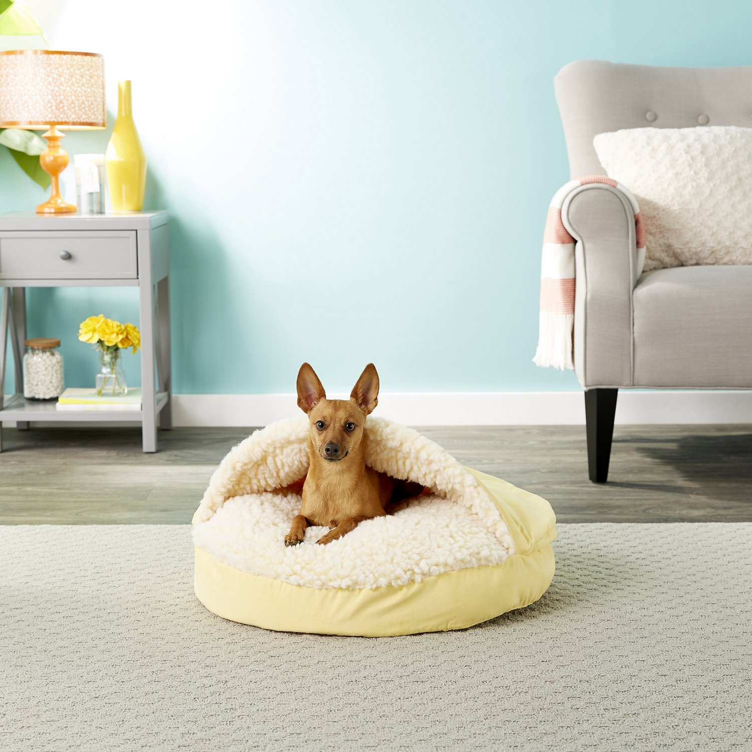 Snoozer Pet Products Luxury Cozy Cave