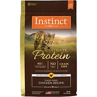 Instinct by Nature's Variety Ultimate Protein Grain-Free Cage-Free Chicken Recipe Dry Cat Food, 1.8-lb bag