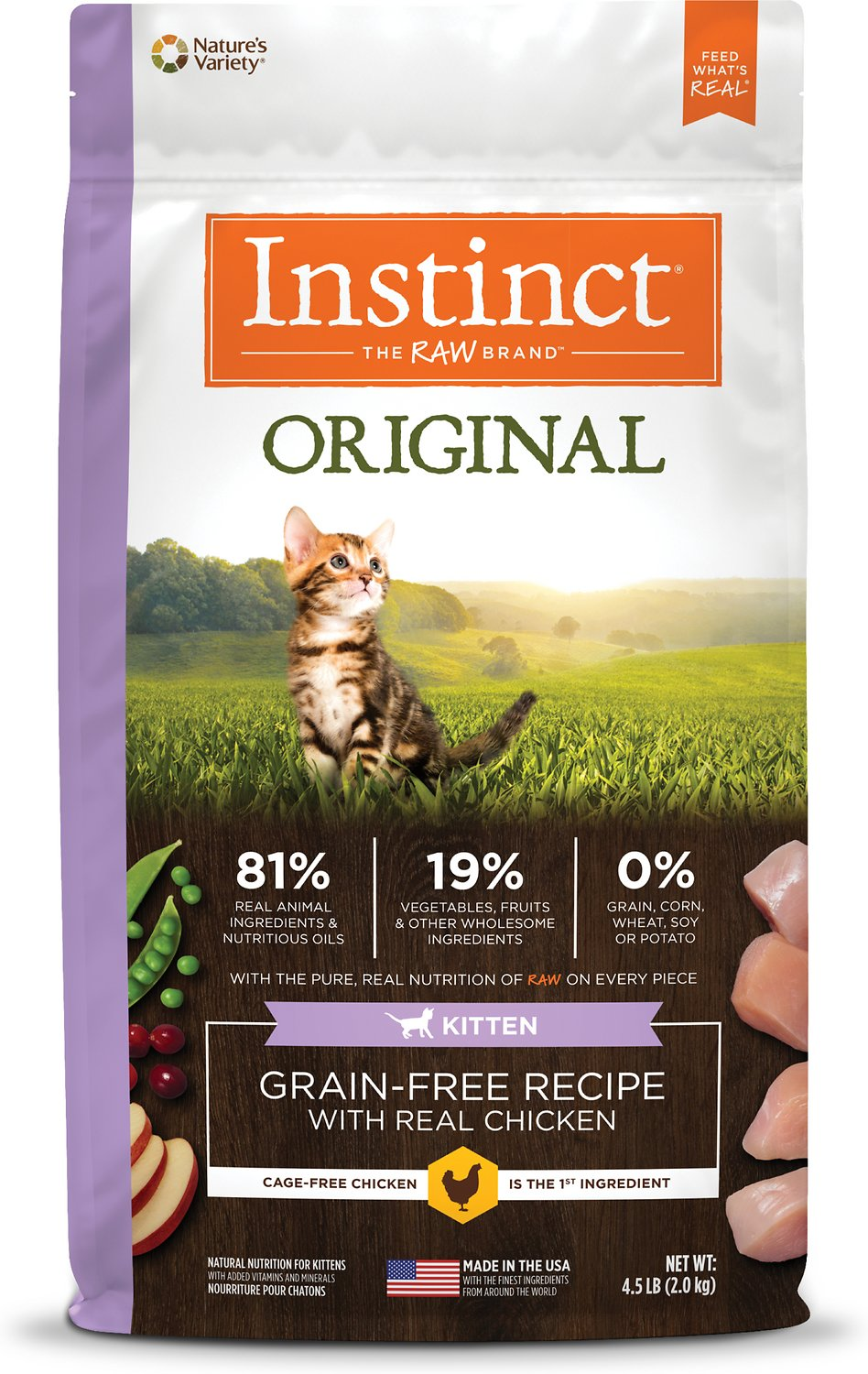 Nature S Instinct Kitten Food