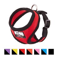 Downtown Pet Supply Comfort Dog Harness, Small, Red