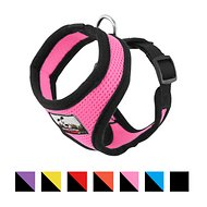 Downtown Pet Supply Comfort Dog Harness, Pink, Small