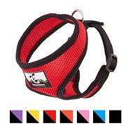 Downtown Pet Supply Comfort Dog Harness, Red, Medium