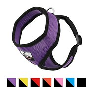 Downtown Pet Supply Comfort Dog Harness, Purple, Large