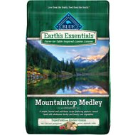 Blue Buffalo Earth's Essentials Mountaintop Medley Lamb & Barley Ancient Grains Recipe Dry Dog Food, 11-lb bag