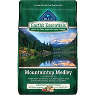Blue Buffalo Earth's Essentials Mountaintop Medley Lamb & Barley Ancient Grains Recipe Dry Dog Food, 22-lb bag