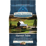 Blue Buffalo Earth's Essentials Harvest Table Chicken & Quinoa Ancient Grains Recipe Dry Dog Food, 4-lb bag