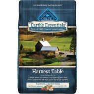 Blue Buffalo Earth's Essentials Harvest Table Chicken & Quinoa Ancient Grains Recipe Dry Dog Food, 11-lb bag