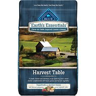 Blue Buffalo Earth's Essentials Harvest Table Chicken & Quinoa Ancient Grains Recipe Dry Dog Food, 22-lb bag