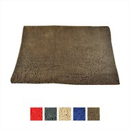 My Doggy Place Microfiber Dog Doormat, Large, Brown