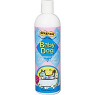 Crazy Dog Baby Powder Dog Shampoo, 12-oz bottle