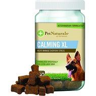 Pet Naturals of Vermont Calming  Dog Chews for Extra Large Dogs, 40 count