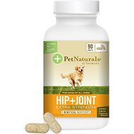 Pet Naturals of Vermont Hip & Joint Extra Strength Dog Chews, 90 count