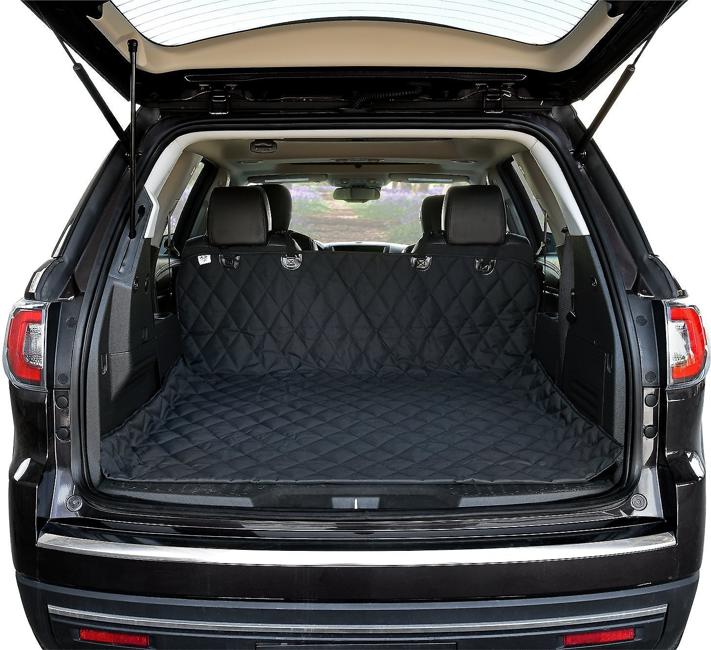 Waterproof Car Cover >> Arf Pets Waterproof & Non-Slip SUV Cargo Liner, Large - Chewy.com