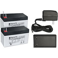 High Tech Pet Products Power Pet Door Battery Charger Kit, 2 Pack