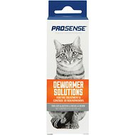 Pro-Sense Liquid Cat Dewormer, 4-oz bottle