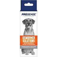 Pro-Sense Liquid Dog Dewormer, 4-oz bottle